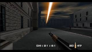 GoldenEye 007 - Agent Walkthrough - Part 12: Streets