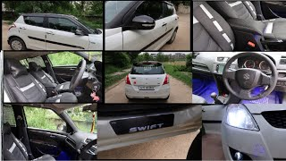 Modified My Car | Maruti Swift Modified | Best Accesories For Maruti Swift | Interior For Swift