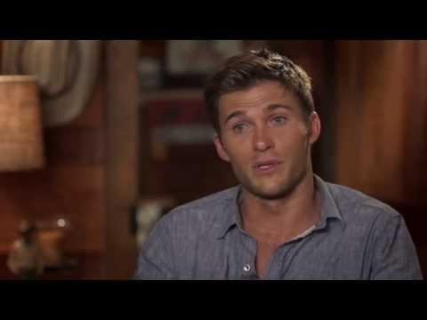 Scott Eastwood Interview - The Longest Ride