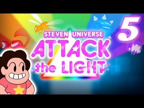 Strawberry Fields Forever! | Steven Universe: Attack The Light | Ep.5