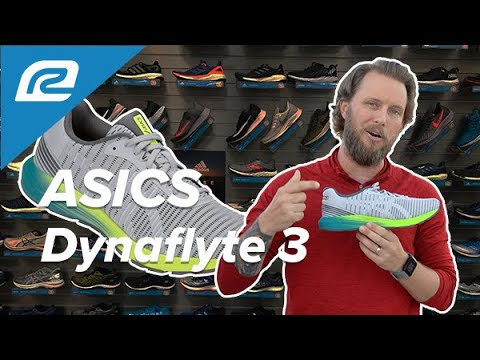 separation shoes 9384a 686cf ASICS Dynaflyte 3 - New Shoe Review! | First Look!