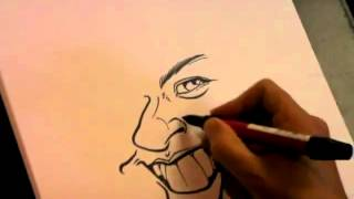 Live Party & Wedding Caricatures - Party Caricature West Yorkshire, Wedding Caricature Derbyshire