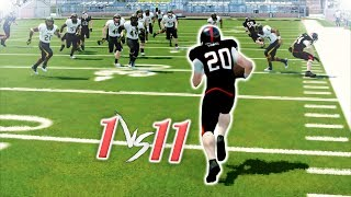 Thomas scores on this play   NCAA 14 Team Builder Dynasty Ep. 67 (S6)