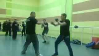 Вин Чун в Новосибирске. Тренировка 7.3.2018