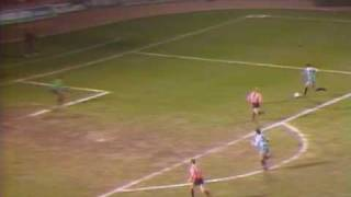[87/88] Sheffield United v Manchester City, Mar 8th 1988