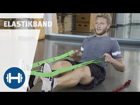 Video: Sport-Thieme® Elastisches Textilband