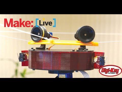 Make: Live - Raspberry Pi SkyCam