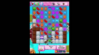 Candy Crush Saga Level 136 Walkthrough