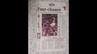 Michael Jordan (Age 33): Entire 1996 Playoff Run, Bulls 4th Championship, The Greatest Team Ever!