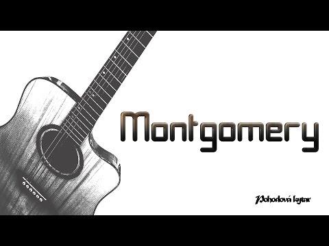 Pohodová kytara-Lehké písničky-Montgomery
