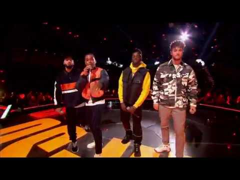 Rak-Su — I Want You To Freak (Live on The X Factor)