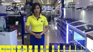 Review Bếp điện từ đôi Goldsun IH-GYL29