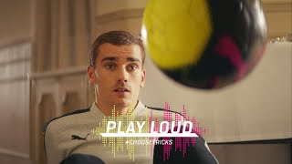Play Loud and #CHOOSETRICKS