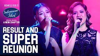 Download ANGGI X ANNETH - MUNGKIN HARI INI ESOK ATAU NANTI - RESULT & REUNION - Indonesian Idol 2021