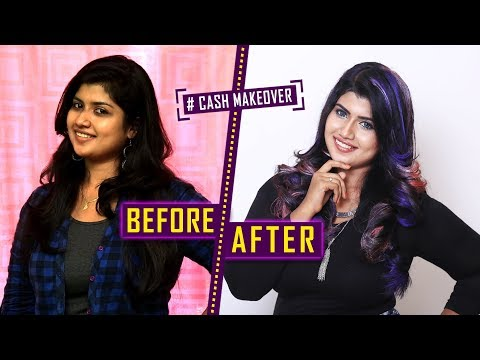 Ca-Sh Makeover Transformation Before After - MIU -  Shape of You (doesn't matter!) Part -2