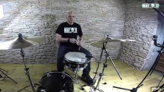 "BeatIt Presents: Zildjian 19"" K Custom Dark Crash"