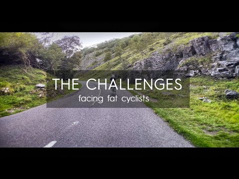 The Challenges Facing Fat Cyclists