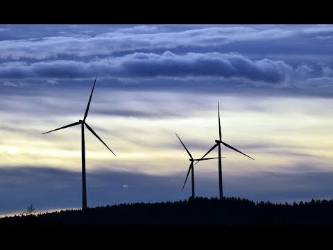 New wind turbines near Kuopio