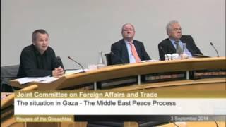 النائب الإيرلندي ريتشارد بويد: إسرائيل دولة عنصرية وأطالب بطرد السفير من ايرلندا - مترجم -