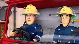 Sam el Bombero Español 🌟Aventuras divertidas con el equipo de bomberos 🔥Dibujos animados