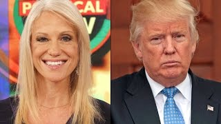 Reporter reveals why Kellyanne Conway