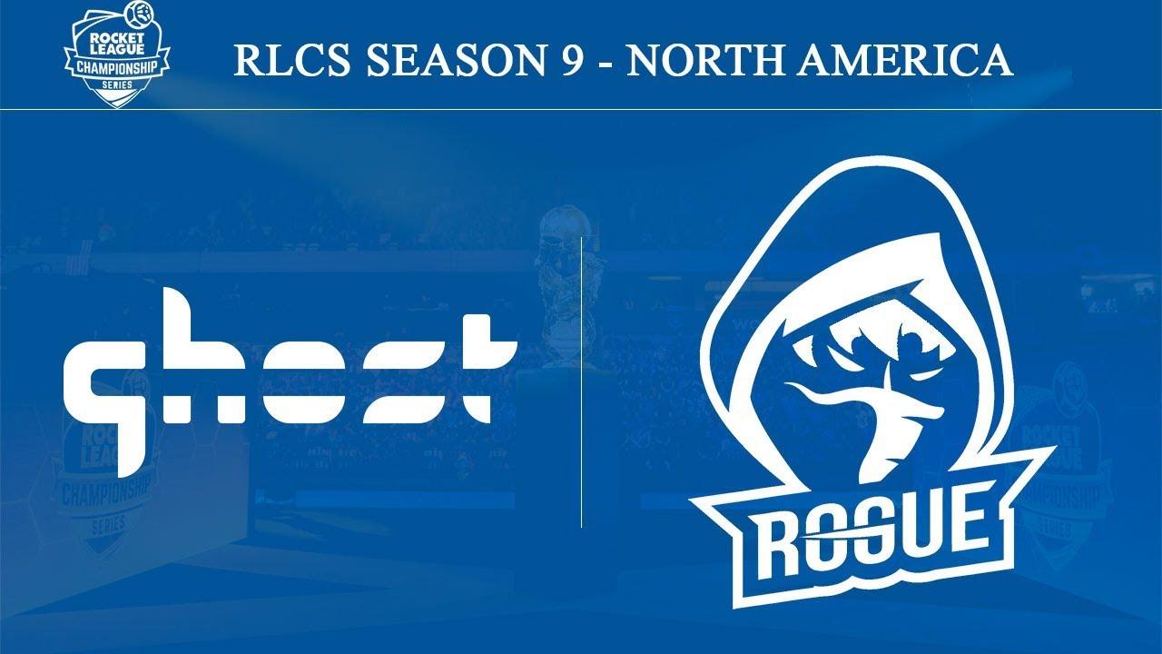 Download Ghost vs RGE   Ghost Gaming vs Rogue   RLCS Season 9 - North America (7th Mar 2020)