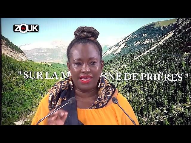 Sur la montagne de prières - 6 Août 2019