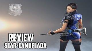 Crossfire Legends Brasil - Review Scar-Camuflada