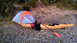 Mississippi River Kayak Camping Oak Island September 12 2015