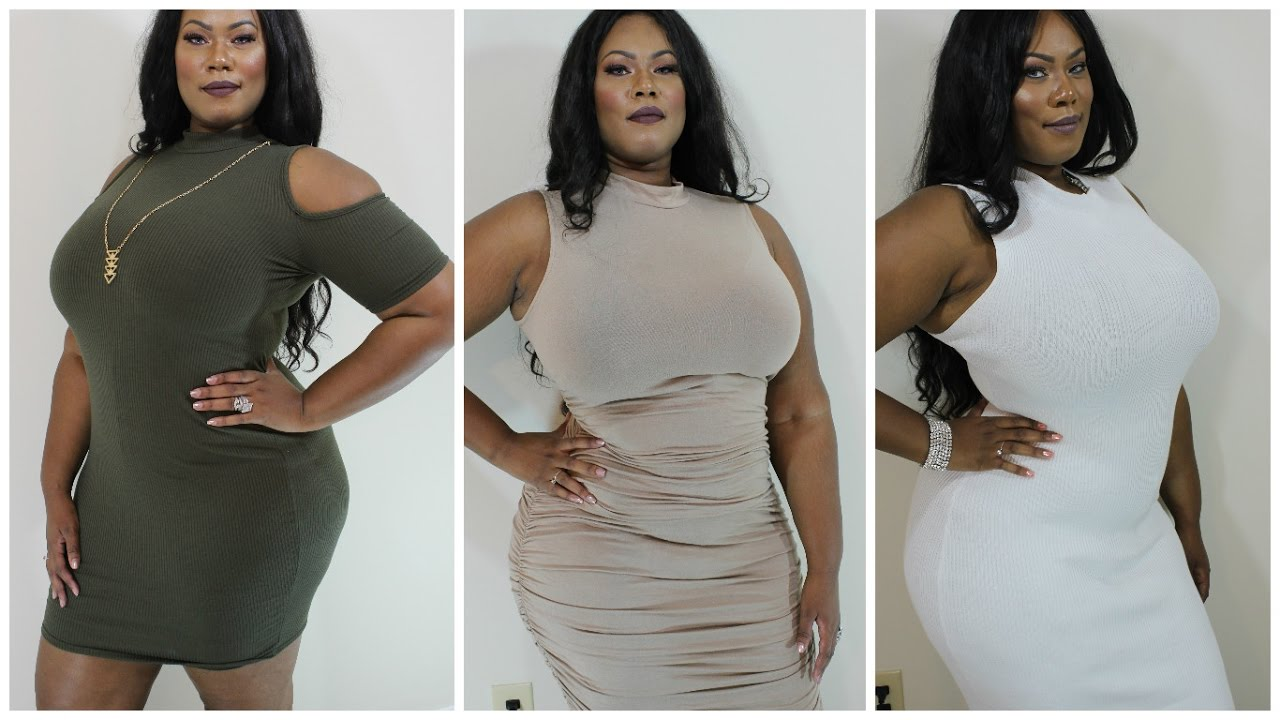 b9110fdcde FALL FASHION TRENDS 2016 PLUS SIZE TRY ON - YouTube