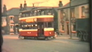 Leeds Trams 1958