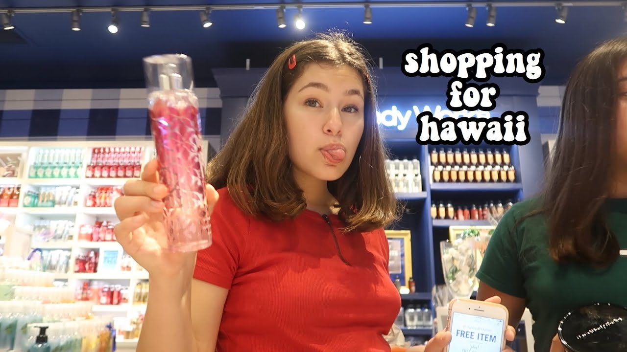 bfc80b82788 WEEK IN MY LIFE  PREPARING FOR HAWAII VLOG 2019 - YouTube