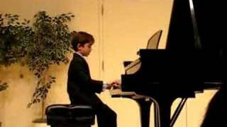Ben Gottesman Piano - Clementi Sonatina in C Major Andante