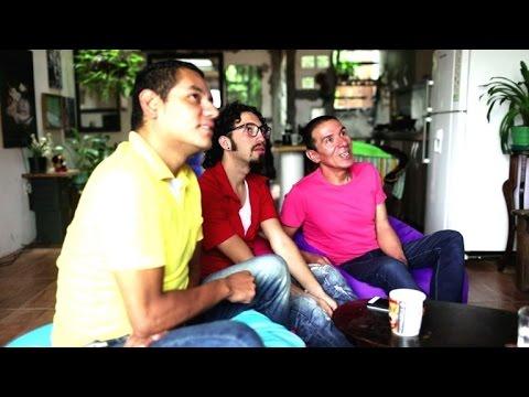 Polyamorie: Kolumbianer leben Liebe zu dritt