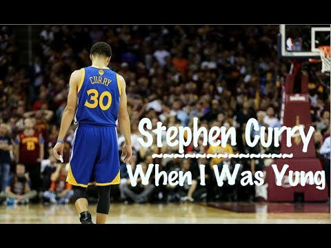 Thumbnail: Stephen Curry Mix ~ When I Was Yung {HD}