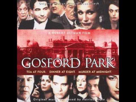 Inspector Thompson - Gosford Park Soundtrack