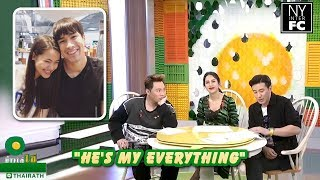 "[ENG SUB] NadechYaya ""He's my everything, he's beyond 'Boyfriend' status"" | Breaking News 14/2/19"