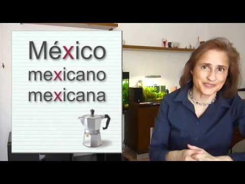 Spanish pronunciation: J & G
