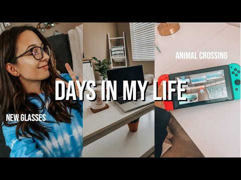 vlog:-new-glasses,-home-workout,-online-classes,-social-distancing