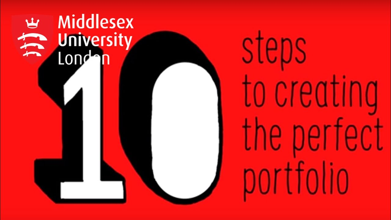 10 Steps To Creating Your Art U0026 Design Portfolio   YouTube