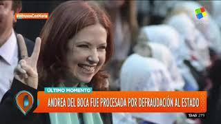 Confirmaron El Procesamiento Contra De Vido Y Andrea Del Boca