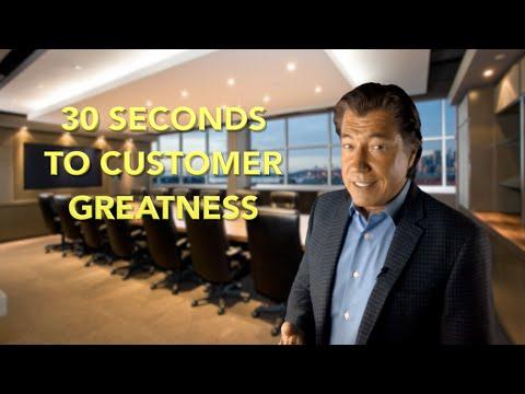 30 Seconds to Customer Greatness | Leadership Speaker | Ross Shafer