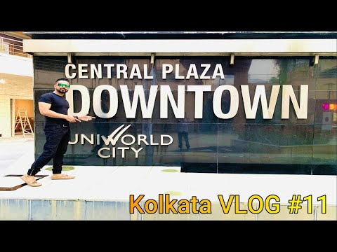 Downtown Mall | Uniworld City | Central Plaza | New Town | Full Information | Kolkata VLOG #11
