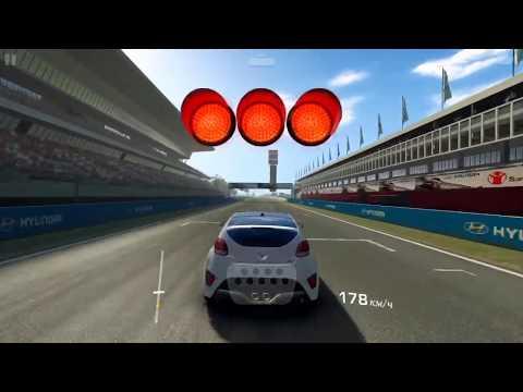 Real Racing 3 Hyundai Veloster Turbo