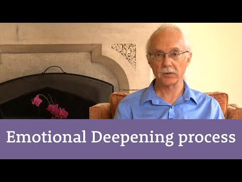 Emotional Deepening process