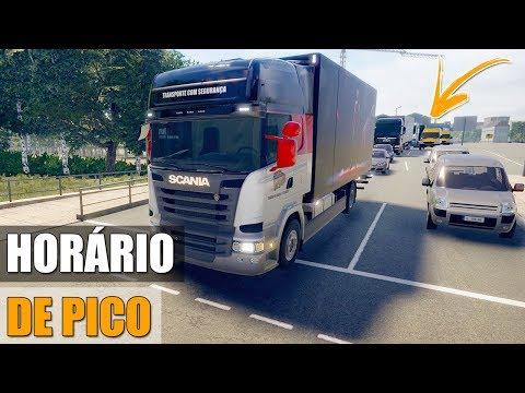 PEGAMOS HORÁRIO DE PICO - ON THE ROAD SIMULATOR PT-BR (PC) VOLANTE G27