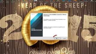 VMware Workstation 11 Con Serial Keys 100%Full 2015