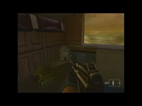 TimeSplitters: Future Perfect Xbox Review - Video Review