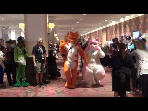 Texas Furry Fiesta 2017 Fursuit Parade