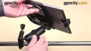 Ram Aviation Yoke/clamp Mount For Apple Ipad Air: Overview (ram-b-121-ap17)